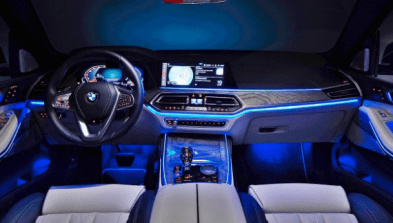 Bmw X7 And Expensive But Most Luxurious Suv In The Race Fairwheels Bmw X7 Car Interior Bmw