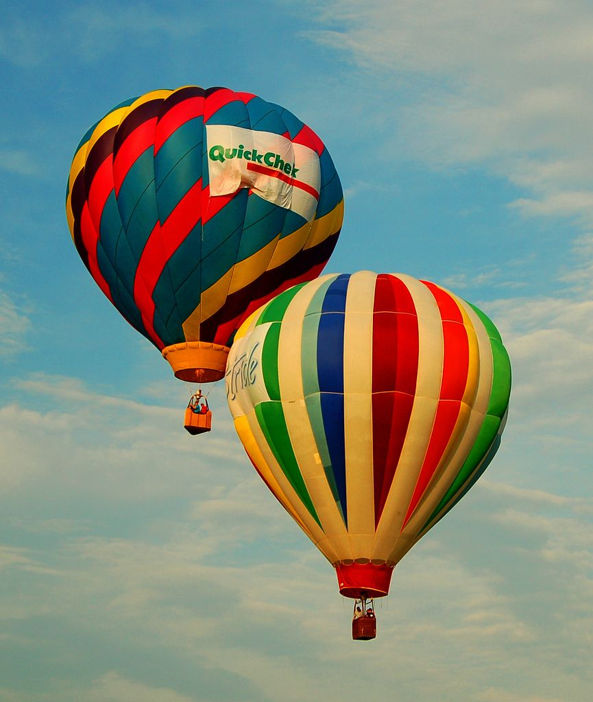 New Jersey Balloonfest (2006) New jersey, Sussex county