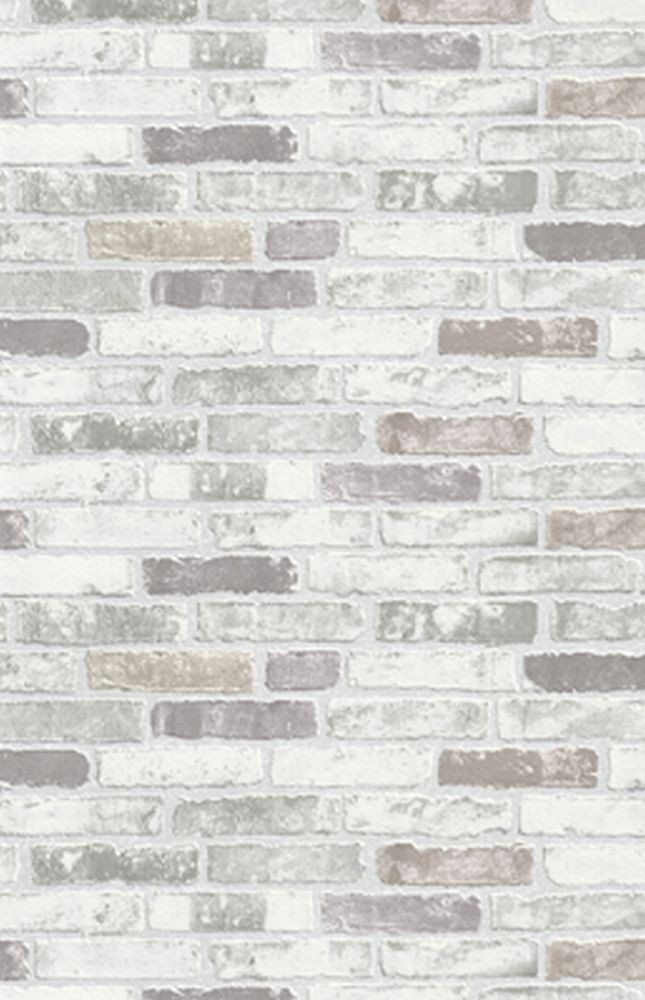 Brick Wallpaper Red Paste The Wall 10mtr Roll