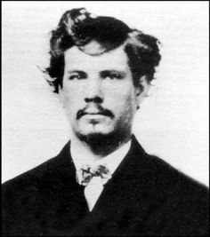 Johnny Ringo (aka John Peters) (May 3, 1850 – July 13, 1882) was an outlaw Cowboy of the American Old West who was affiliated with Ike Clanton and Frank Stilwell in Cochise County, Arizona Territory during 1881-1882.