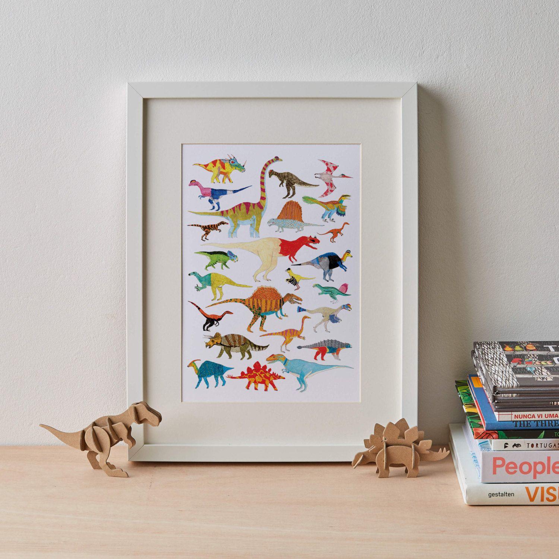 Dinosaurs Wall Art, Dinosaur decor, Dinosaur Print, Dinosaur Art ...