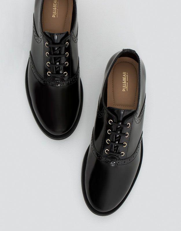 chaussure en anglais
