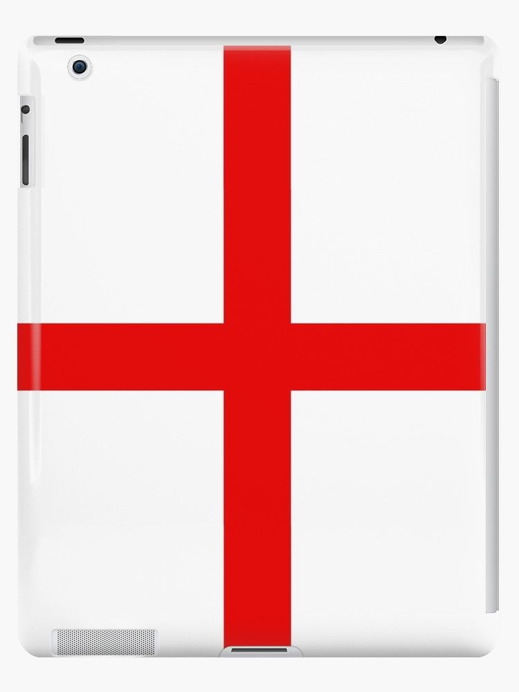 England Flag High Quality Image Ipad Case Skin By Picturestation England Flag High Quality Images English Flag