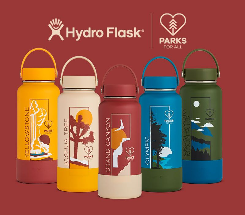 Hydro Flask X National Parks Collection Hydroflask Flask Hydro