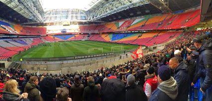 Laatste training voor #ajafey. #Ajax