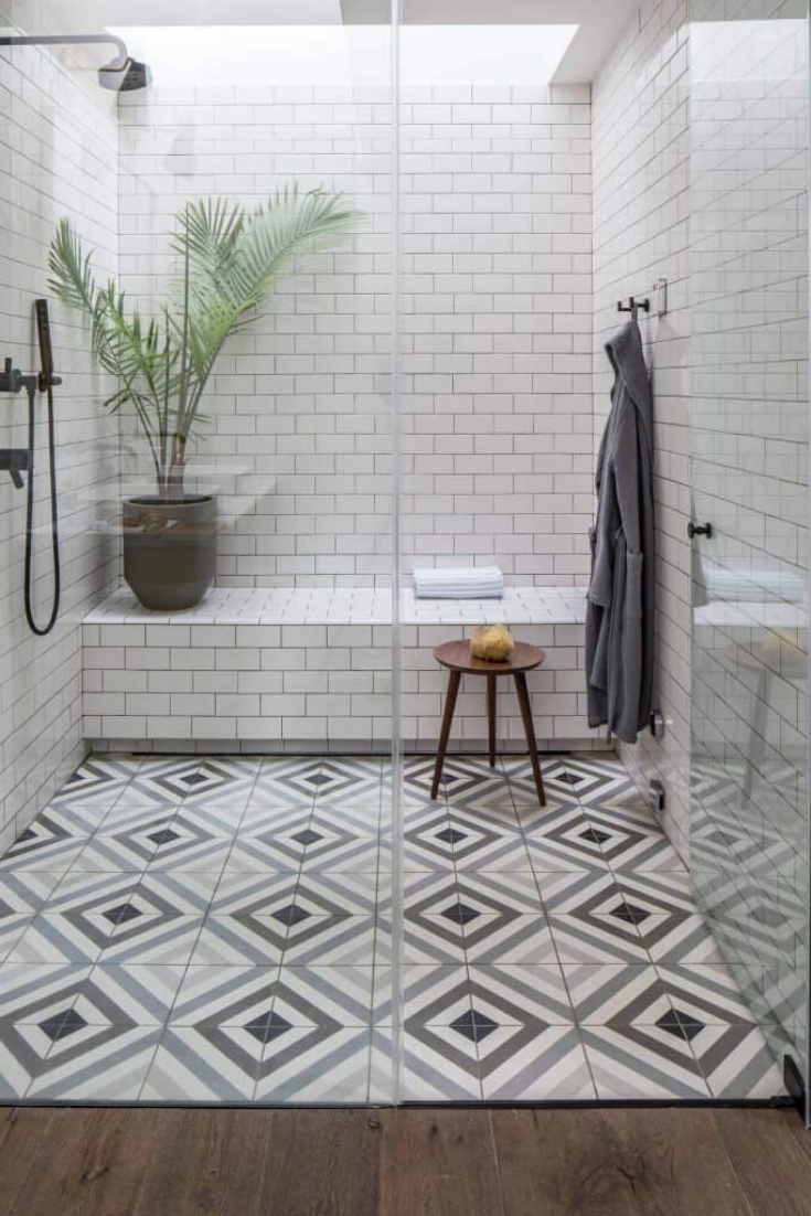 These Shower Tile Ideas Will Have You Looking To Redesign Your