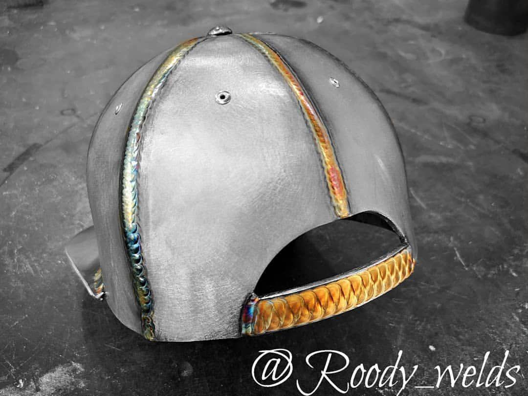 New piece ive been welding up newera mitchellandness