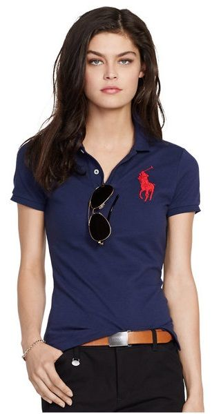 ralph lauren polo shirts dame
