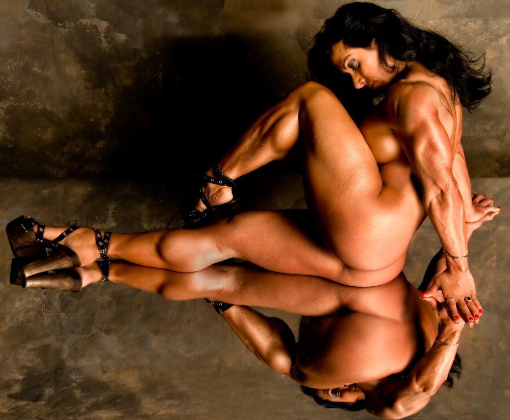 Beautiful Female Bodybuilding Sexy Women Bodybuilders