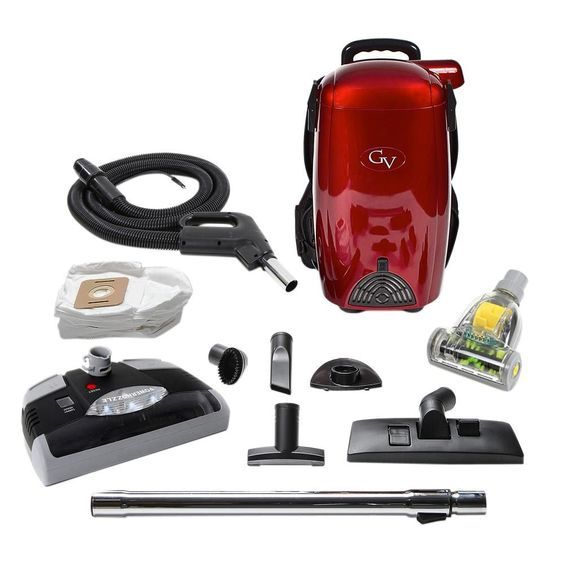 Best Backpack Vacuum Cleaner For Home Use 2017