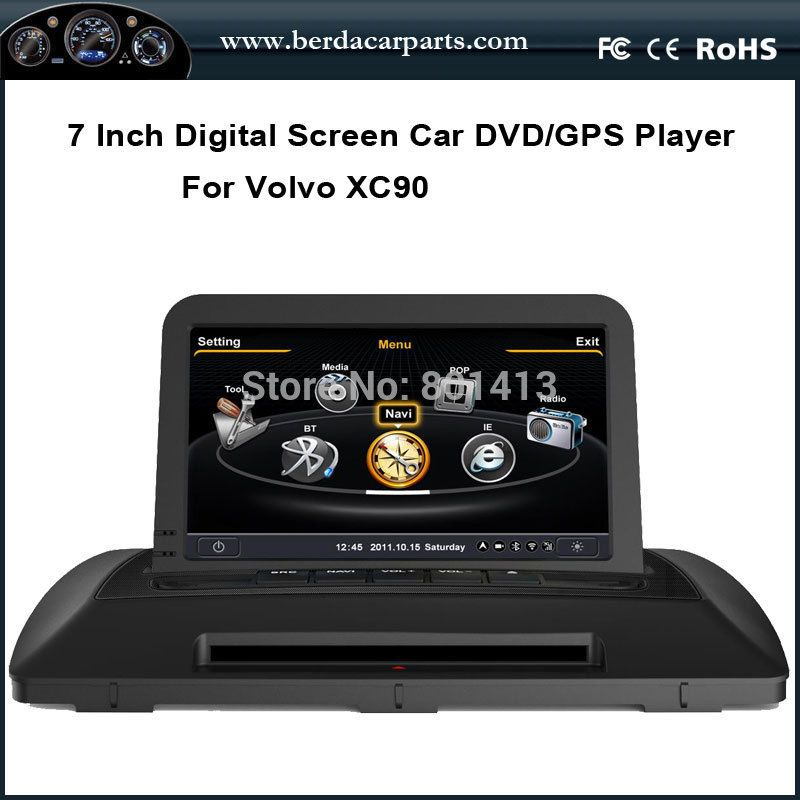 Car DVD/GPS player FOR VOLVO XC90 With GPS Radio Bluetooth