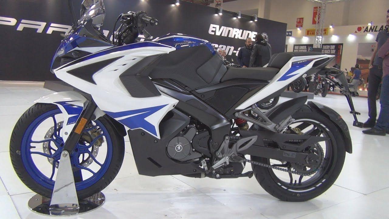 Bajaj Pulsar Rs200 Racing Blue 2019 Exterior And Interior Racing Pulsar Blue