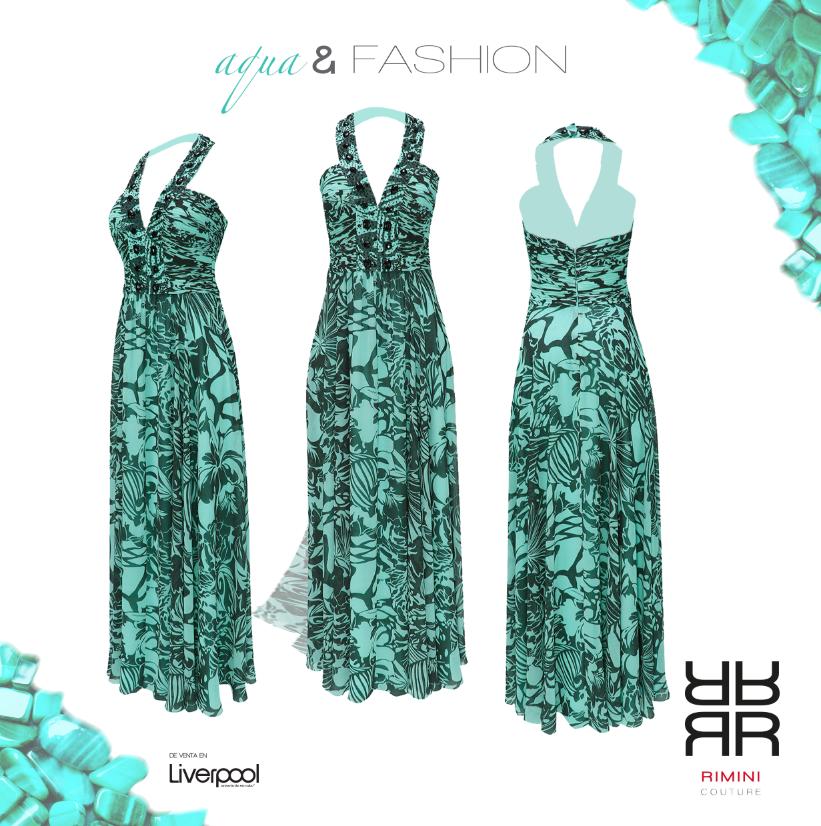 Vestidos de noche 2014 liverpool