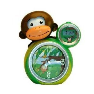 Babyzoo Alarm Clock, when the eyes are closed you need to stay in bed.