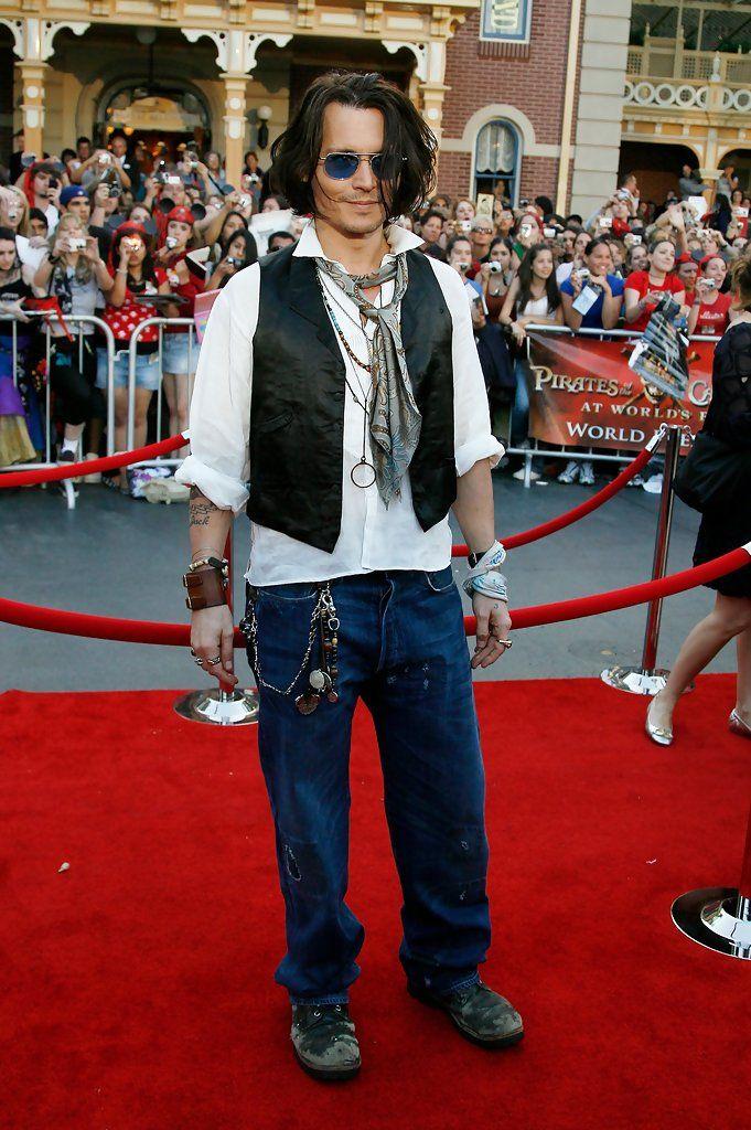 ddbc6885cb83e More Pics of Johnny Depp Aviator Sunglasses (12 of 39) - Johnny Depp  Lookbook - StyleBistro