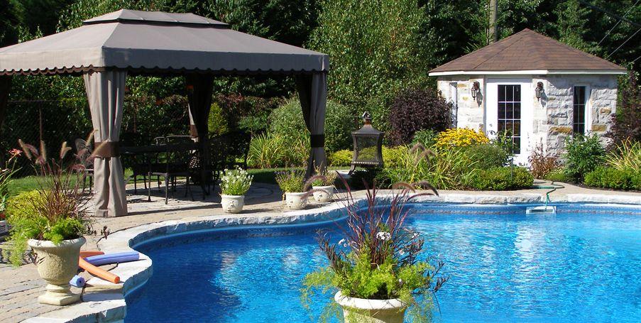 aménagement piscine - Recherche Google PISCINE Pinterest Searching - photo d amenagement piscine