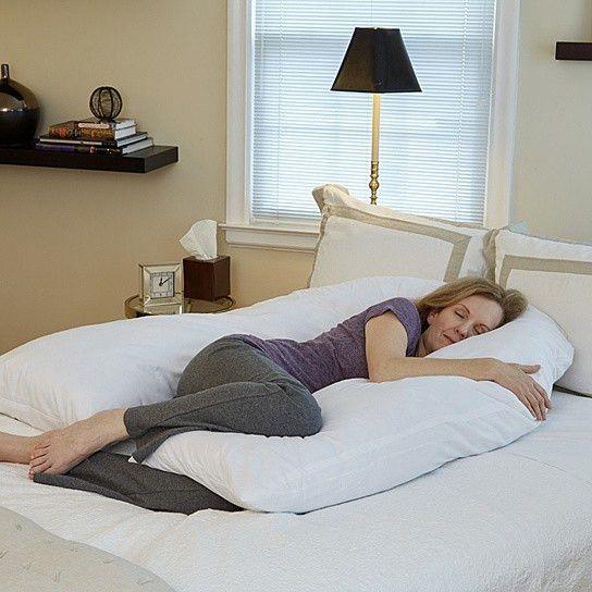 Total U Shaped Body Pillow in 2020   U shaped pillow