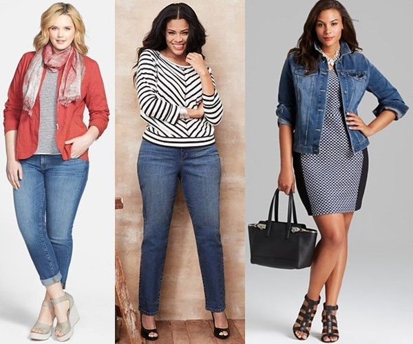 +plus-size woman fashion trends fall 2014