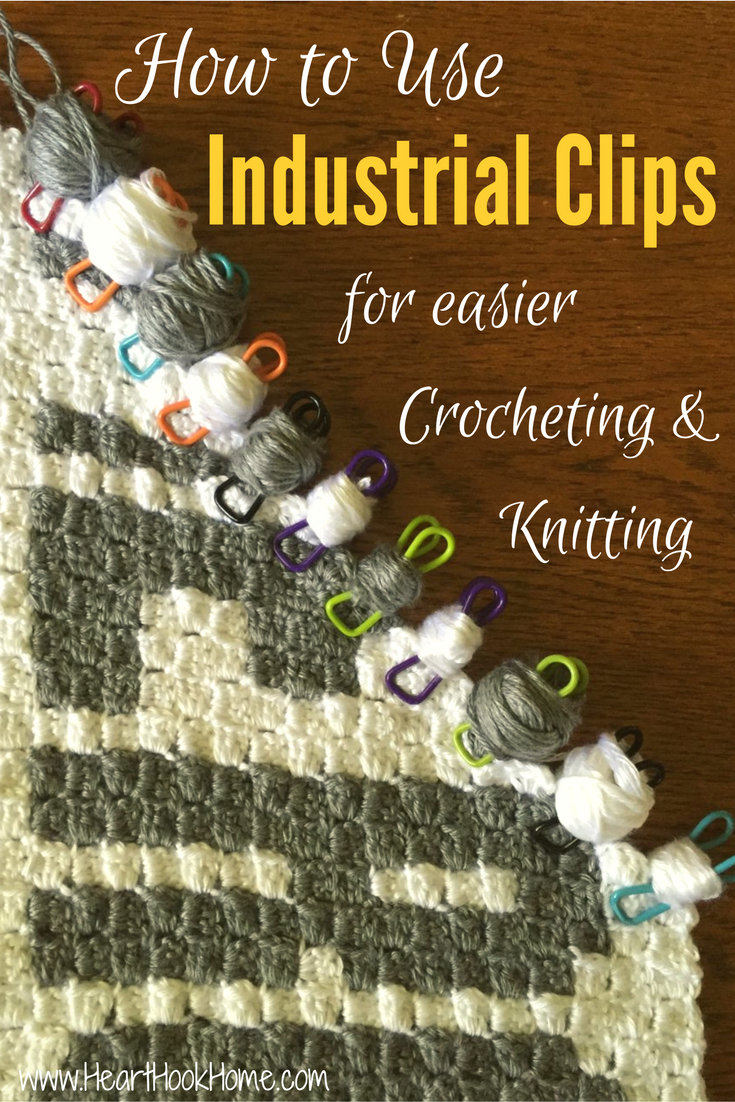 Knitting Or Crocheting Faster : Use yarn bobbins for easier and faster crochet