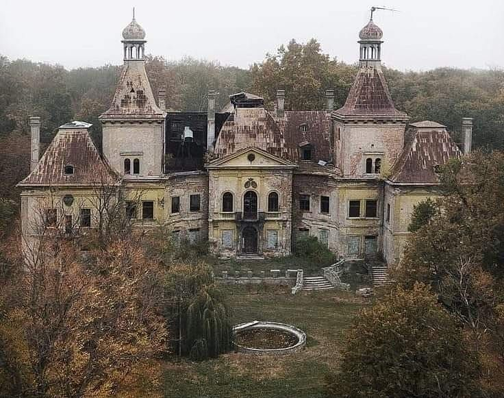"@allabandoned on Instagram: ""Stunning abandoned place I would love to explore.. ."
