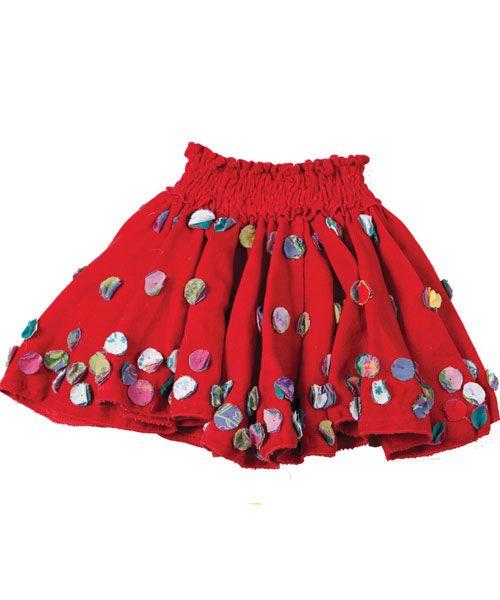 how to make petti skirts