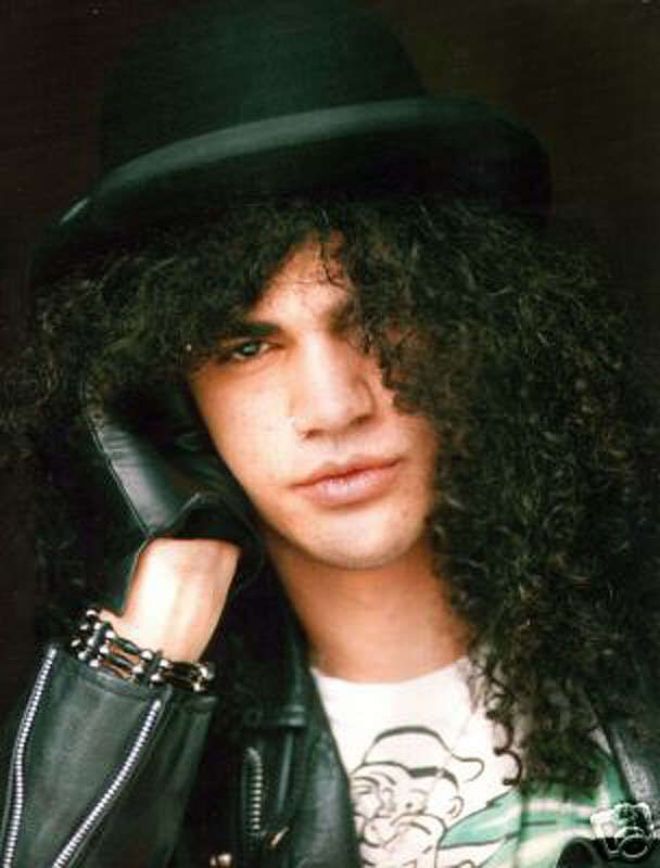 """I never wanted to draw attention to myself, but that's all I do."" -Slash - Guns N' Roses"