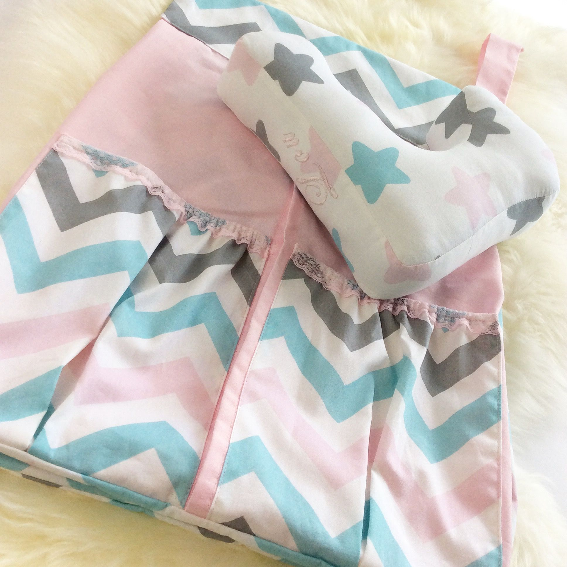 Pampers Stacker  Letter - pillow