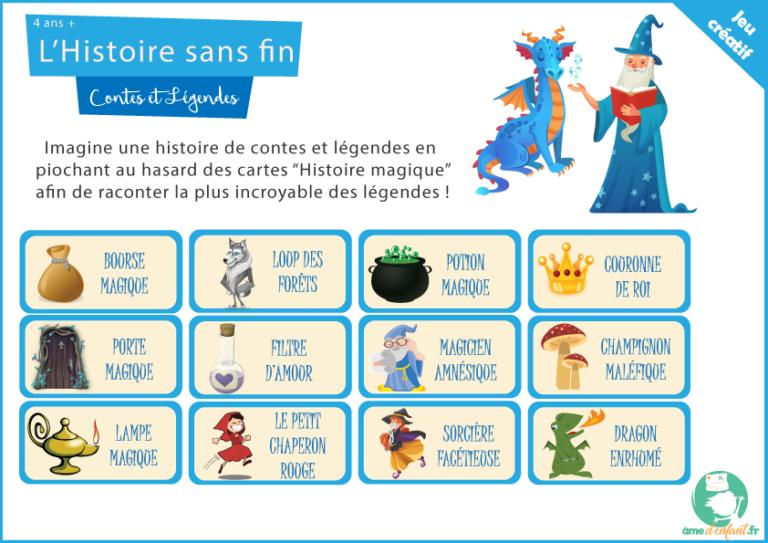 Jeux A Imprimer Ludiques Pour Les Enfants De 4 A 10 Ans Jeux A Imprimer Jeux Educatif Pour Enfant Histoire Sans Fin