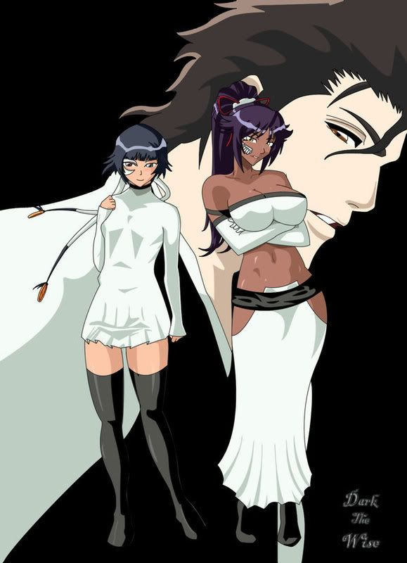 Tag archive for shihouin yoruichi bleach pixxx page