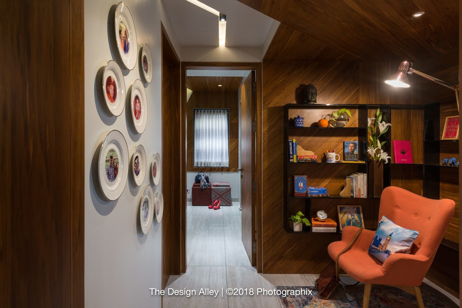 bhk apartment capture the essence of their rajasthani roots design alley architects diary also art rh in pinterest