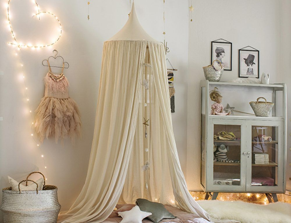 Babies Kids Bed Mosquito Net With Ball Tassel Anti Insect Kid Room Princess Bed Canopy Kids Room Bedding Round Bed Mosquito Net Less Expensive Crib Netting Baby Bedding