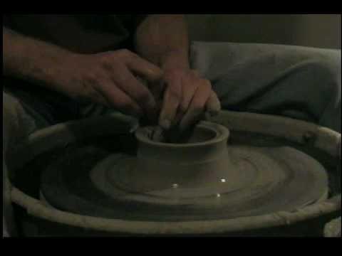 Good Pottery Instruction Video Crafty Pinterest Raising