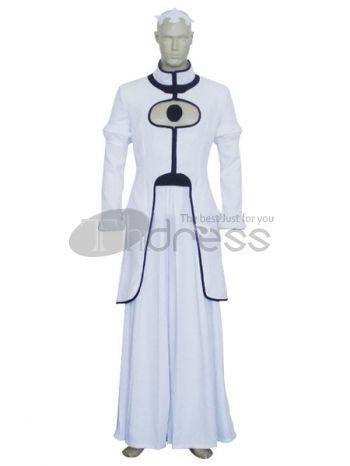 Bleach Cosplay-Bleach Wonderweiss Margera Arrancar Cosplay Costume