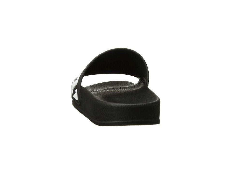 4fb88c6e2b3 Versace Collection Slipper Rubber Sole H.05 PVC St.Frame Women s Sandals  Nero Bianco Fondo Nero