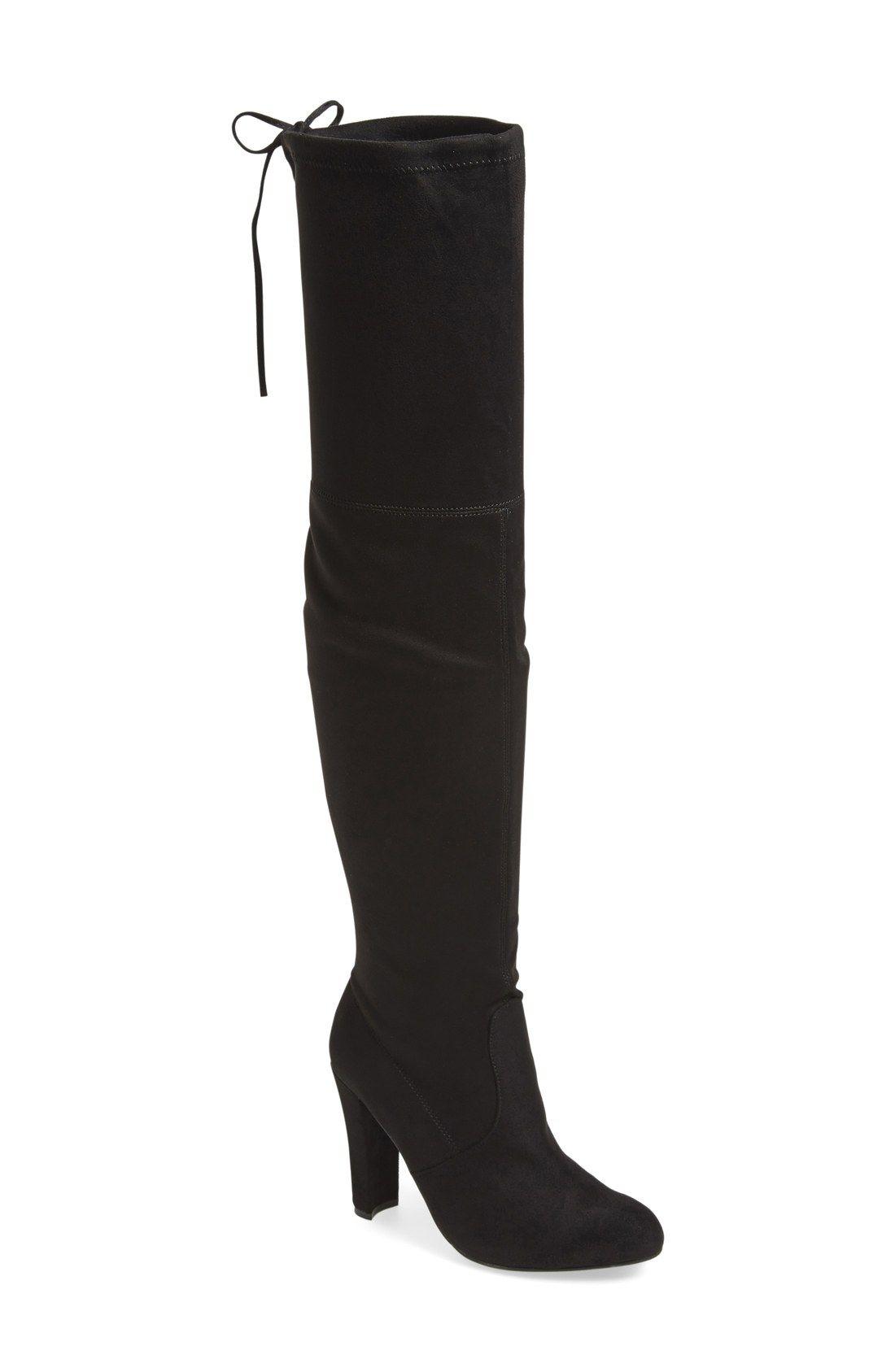 73c23973984 Steve Madden  Gorgeous  Over the Knee Boot (Women)