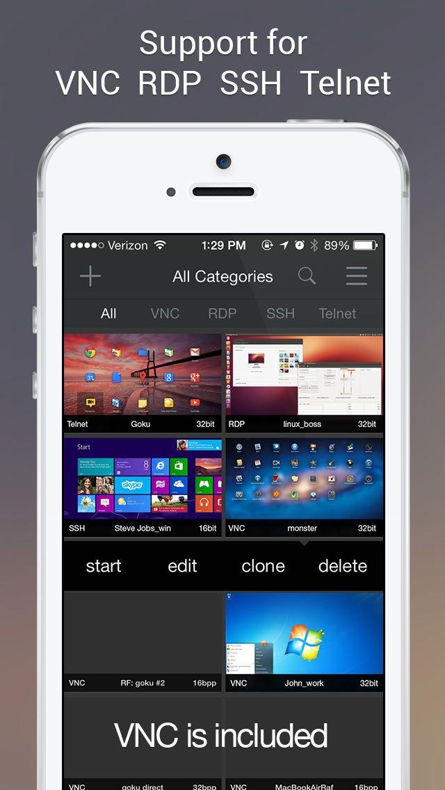 SAVE $3 99: Remoter VNC - Remote Desktop gone Free in the Apple App
