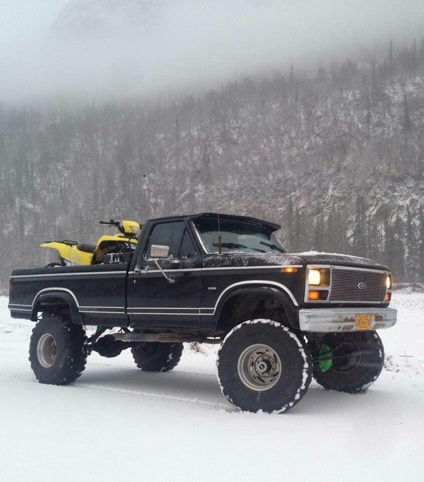 O Meara Ford >> 83' F250 XLT, This is an awesome picture! | Cars and ...