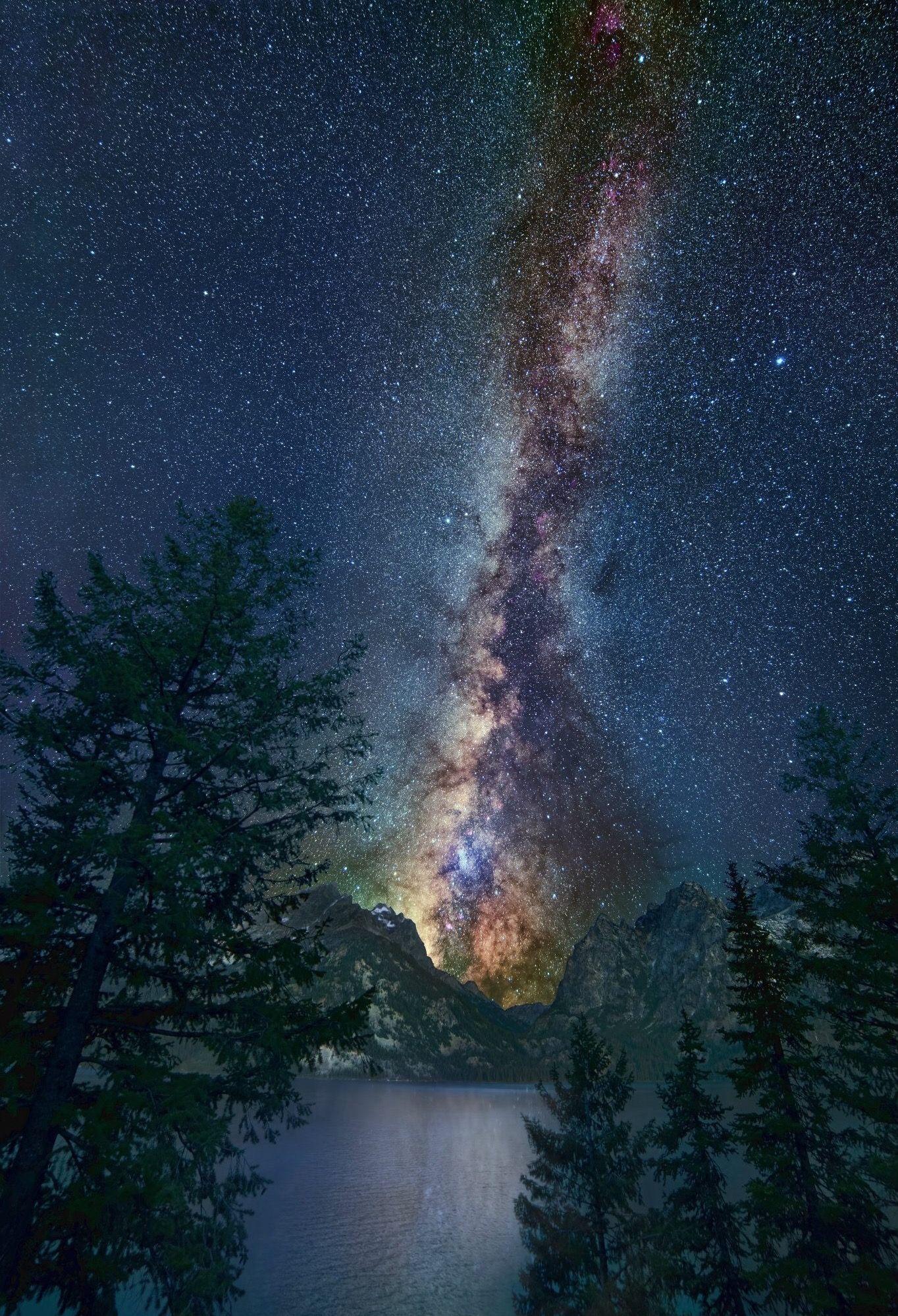 Night Skies By Todd Rea On Milky Way Milky Way Sky