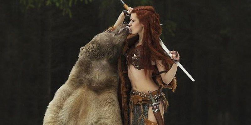 Fairy Tale Photography Women | fairy-tale-portraits-animal-photography-darya-kondratyeva.jpg