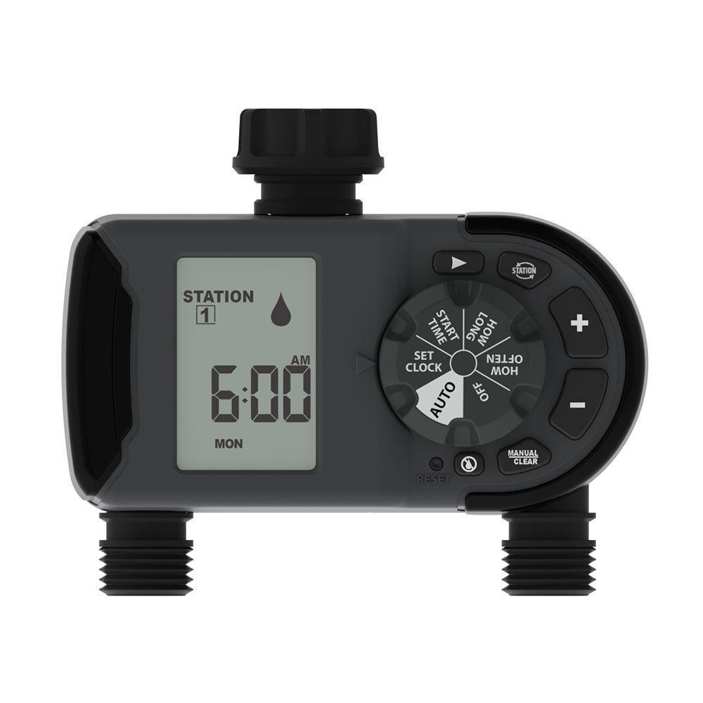 a11afa5a3f1795a616b79415c134a5c6 - Gardena Easy Control Water Timer Manual