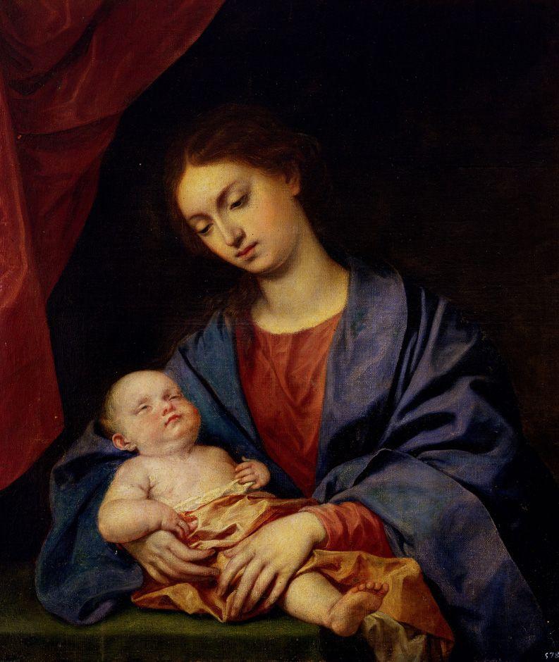 La virgen con el nio dormido alonso cano 1601 1667 hacia 1646 la virgen con el nio dormido alonso cano 1601 1667 hacia 1646 publicscrutiny Gallery