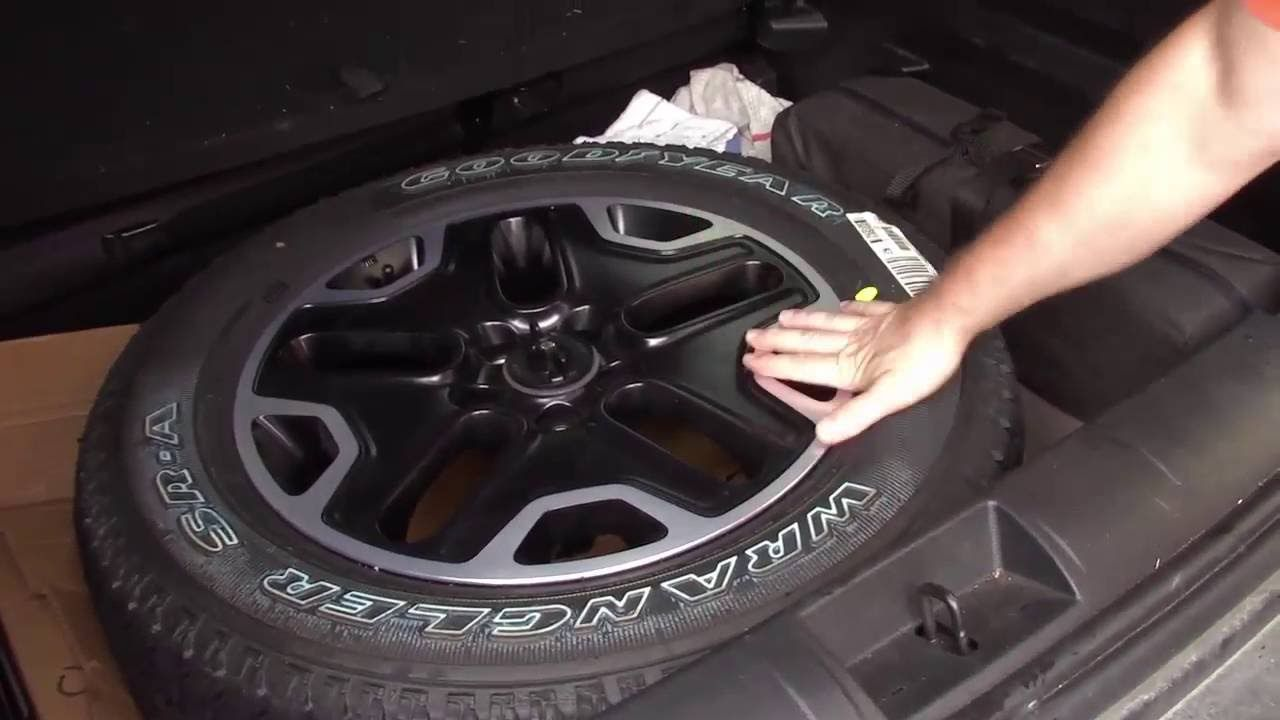 Jeep Renegade Trailhawk Extra Storage Hack Youtube Jeep