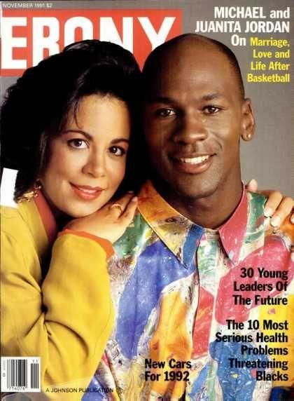 Ebony - Ebony - November 1991 | Ebony magazine cover ...