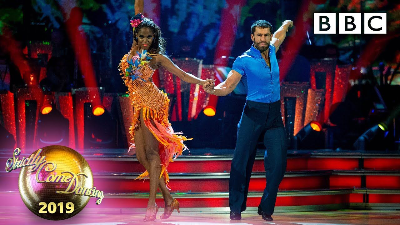 Kelvin And Oti Couple S Favourite Samba To La Vida Es Un Carnaval The Final Bbc St Bbc Strictly Come Dancing Strictly Come Dancing Strictly Professionals