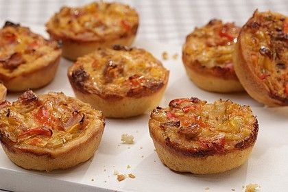 Mini-Party-Quiches #appetizersforparty