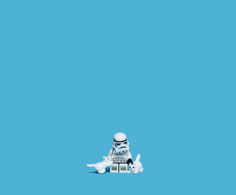 Star Wars By Lego
