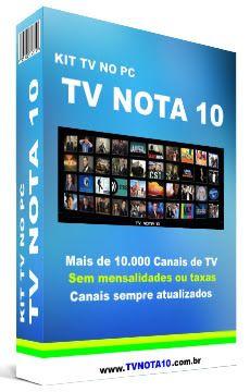 Com O Kit Tv Nota 10 Voce Vai Assistir Tv On Line Espn Assistir