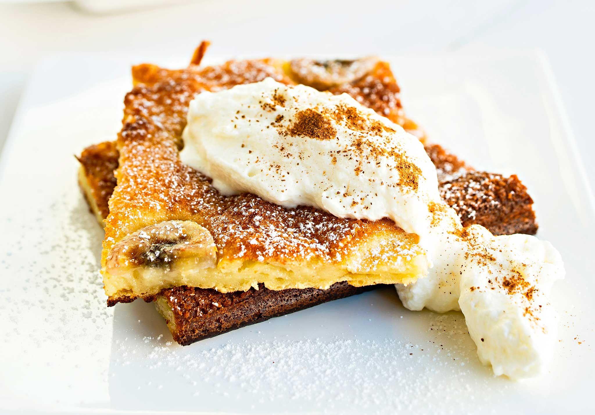 Banaanipannari, resepti – Ruoka.fi