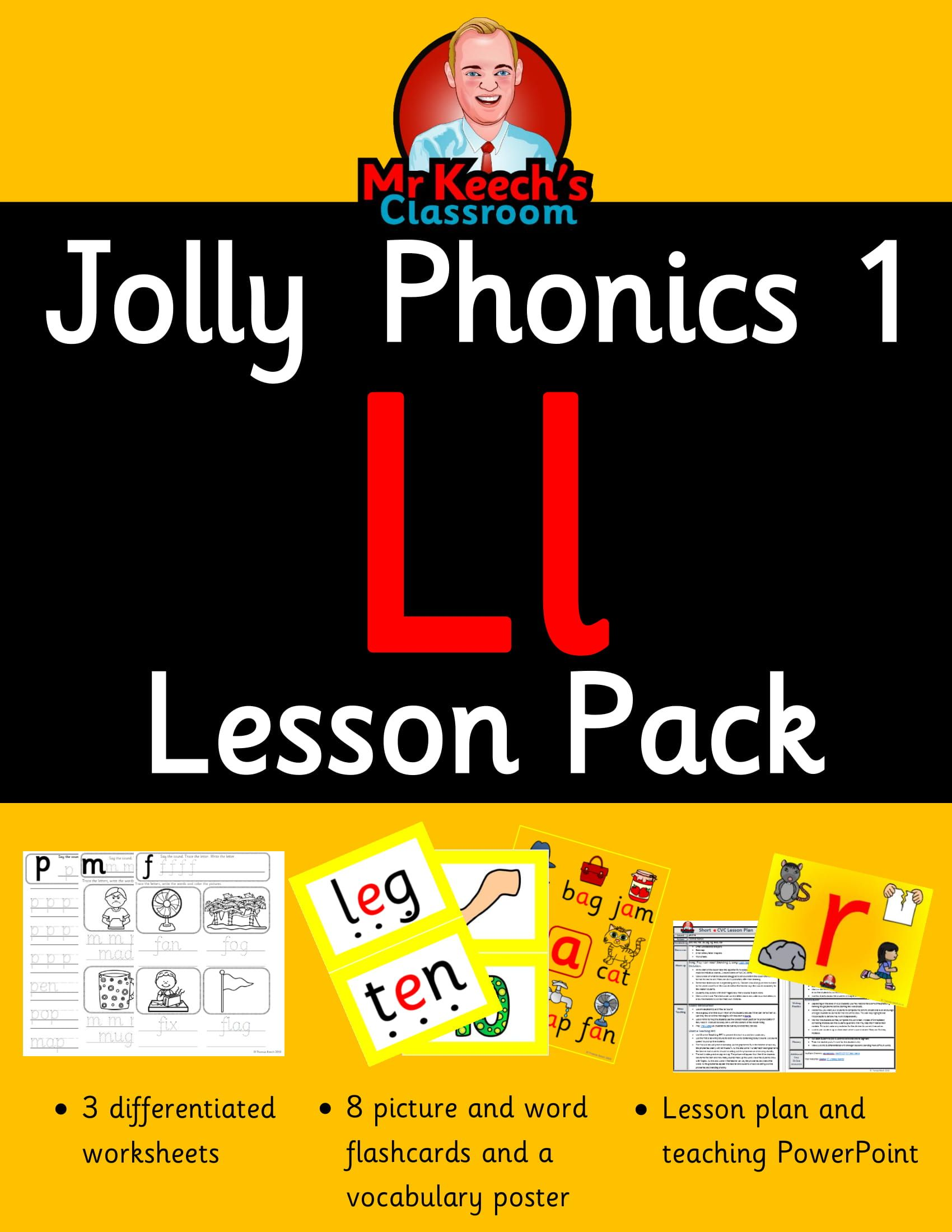This Ll Lesson Pack Contains Everything You Need To Teach