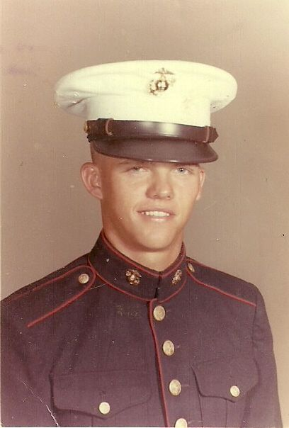 My father: Sgt. E5 Eugene H. Miracle 2nd Battalion. 26 Marines ...